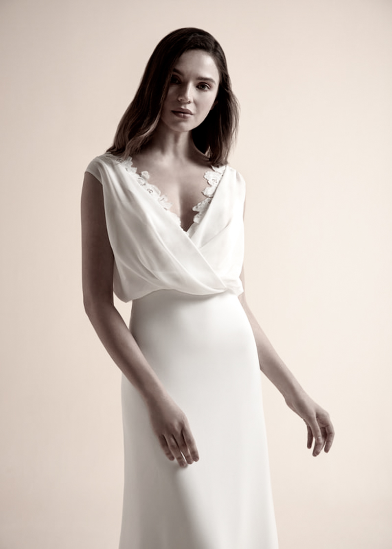 Jazz by Modeca - Coral Top   Jenari - Bridal Concept Store   Brautmoden Wuppertal