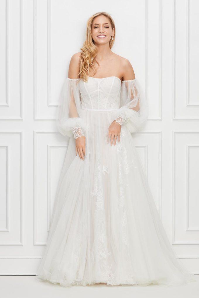 Brautkleid mit