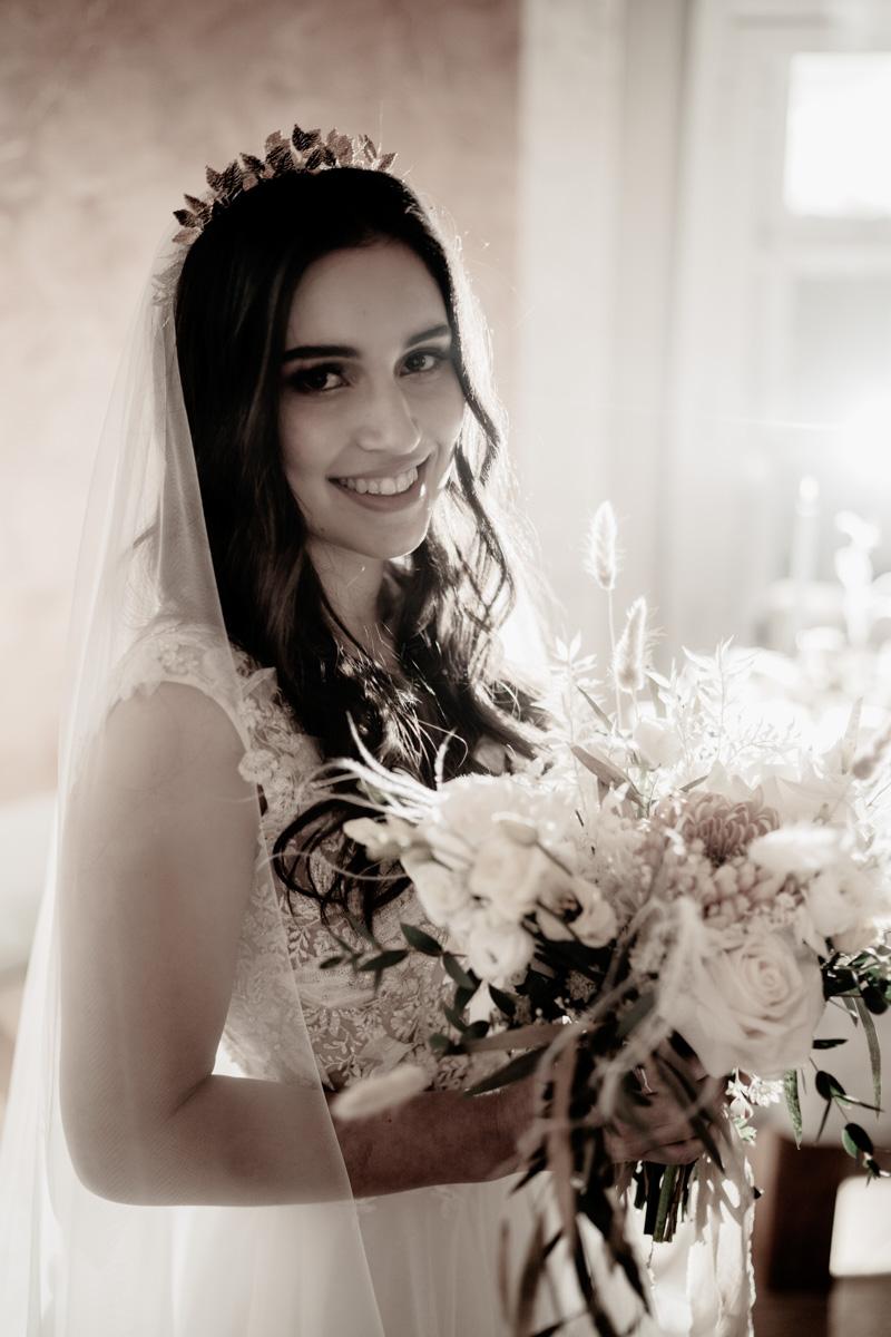 Hochzeitsdekoration | Brautstrauß