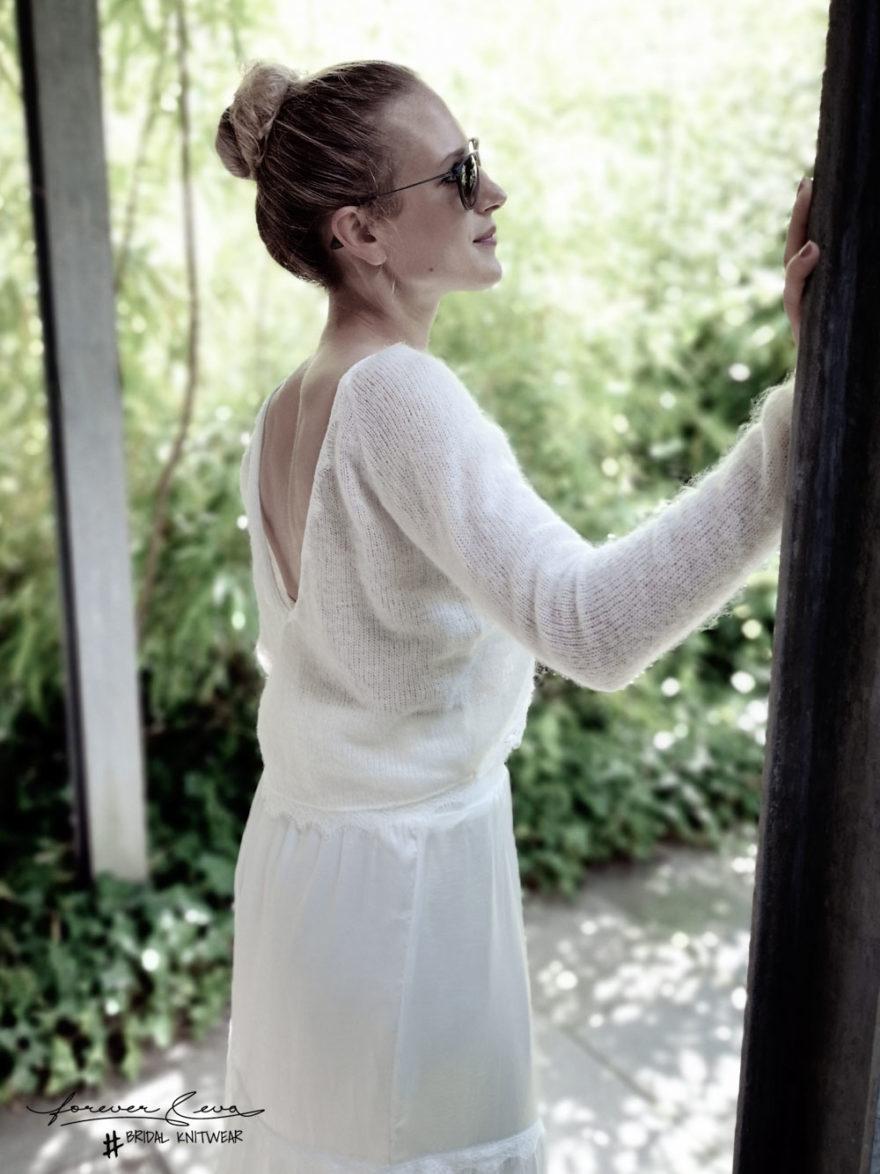 Forever and Eva - Bridal Knitwear | Jenari- Bridal Concept Store| Brautmoden Wuppertal
