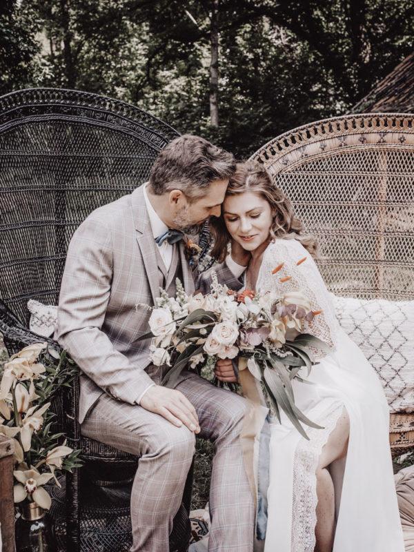 Hochzeitsdekoration | Boho Deko