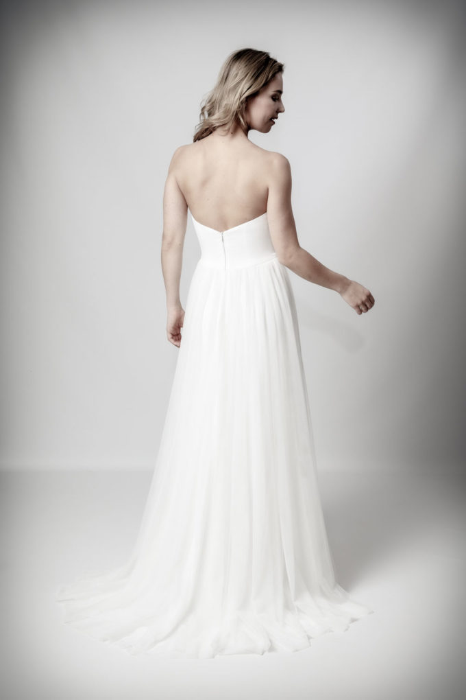 trägerloses Brautklied