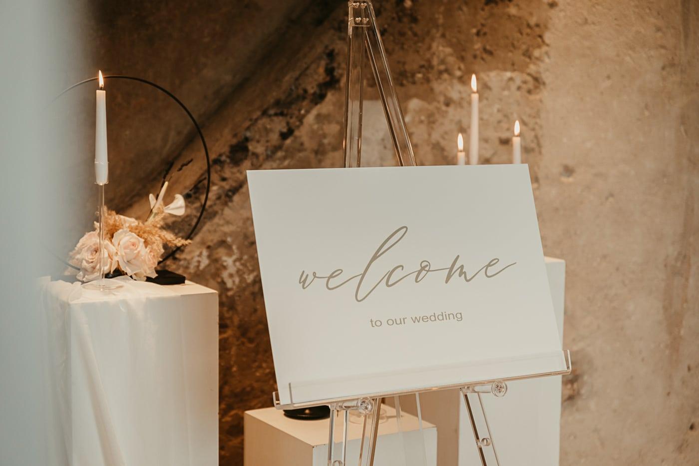 Willkommensschild, welcome, wedding, weddingdekoration, weddinginspiration, hochzeit, modernehochzeit, trend2021, hochzeitstrends2021