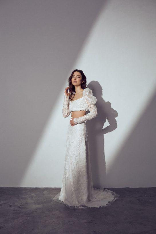 Brautkleider für modische Bräute